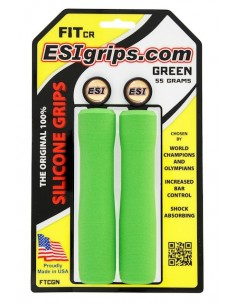 ESI Grips - FIT CR - GREEN