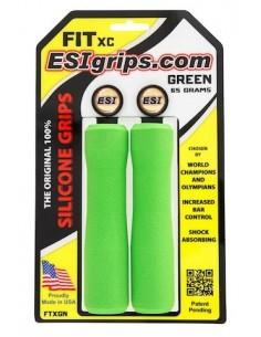 ESI Grips - FIT XC - Zielone