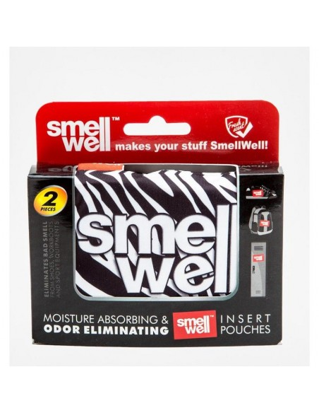 Odświeżacz SmellWell (WHITE ZEBRA)-3508