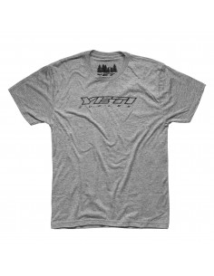 T-Shirt Ride Jersey GREY - XL
