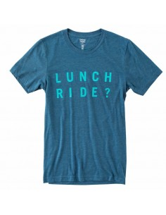 T-Shirt Lunch Ride Steel...