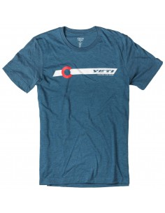 T-Shirt Yeti Dart Ride NAVY...