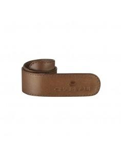 Opaska na spodnie (spinka nogawek/skura) - BROWN-2812