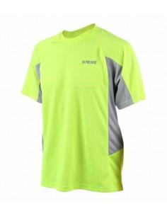 T-Shirt PROVIZ - żółty (S)