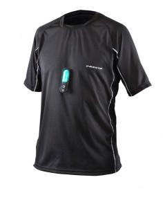 T-Shirt PROVIZ - czarny L