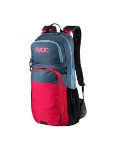 Plecak EVOC CC 16L   2L Bukłak - SLATE/RED-3968