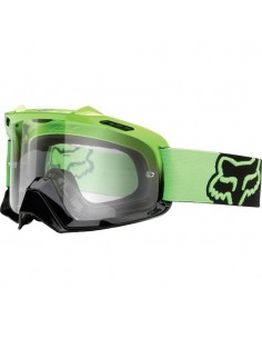 Google FOX AIR Space Day Glow Green - szyba Clear-3991