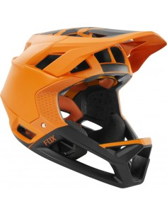 Kask FOX Proframe Matte ATOMIC ORANGE - L-3997