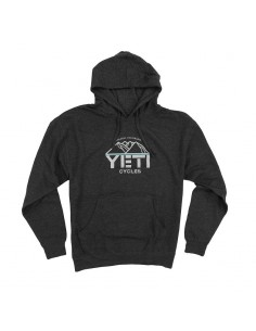 Bluza Yeti overlock pullower CHARCOAL - XL-4189
