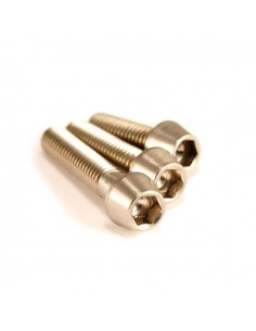 śruba M6x15 S - LBS Precision ti bolts-173