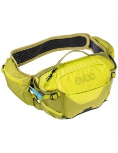 Nerka EVOC Hip Pack PRO 3L 1,5 L - SULPHUR /MOSS GREEN-3725