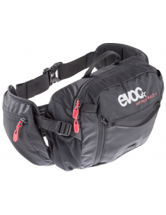 Nerka EVOC Hip Pack RACE 3L + bukłak 1,5L - black EV-102502-100