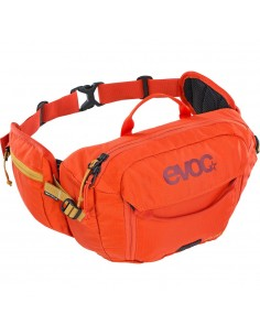 Nerka EVOC Hip Pack 3L + bukłak 1,5 L - Orange EV-102506507