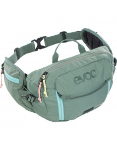 Nerka EVOC Hip Pack 3L + bukłak 1,5 L - Olive EV-102506307