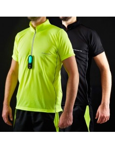 T-Shirt z suwakiem PROVIZ -...