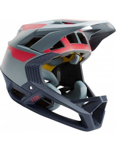 Kask rowerowy FOX Proframe QUO LIGHT BLUE - L-4539