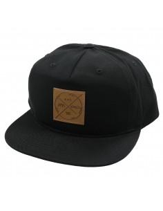 Czapka z daszkiem - Heritage Logo Hat - BLACK-4432