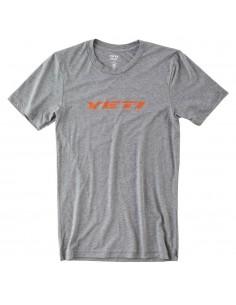 Yeti Slant Ride Jersey GREY/ORANGE - XL-4684