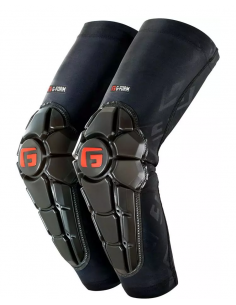 Ochraniacze łokci Pro-X  EmbosG BLACK - M-4731
