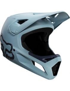 Kask rowerowy Fox Junior Rampage Light BLUE/NAVY-L-4651