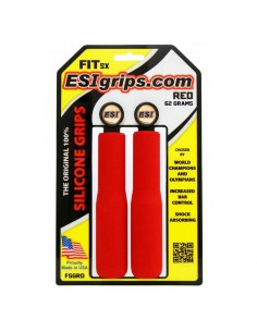 ESI Grips - Fit SX - RED