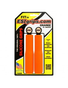 ESI Grips - Fit SX - ORANGE