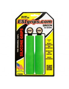 ESI Grips - Fit SX - GREEN