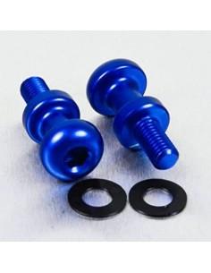 Śruby do bagażnika M8 - BLUE
