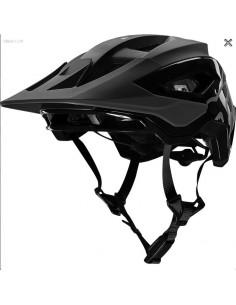 Kask rowerowy Fox Speedframe PRO BLACK - L-4920