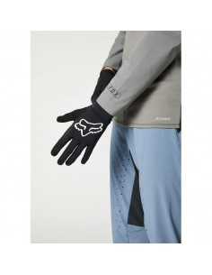 Rękawiczki Fox Flexair BLACK - L-4922