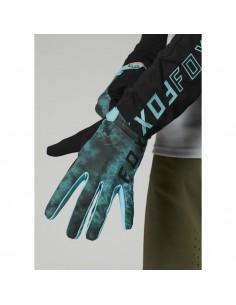 Rękawiczki Fox Junior Ranger TEAL - YL-4924