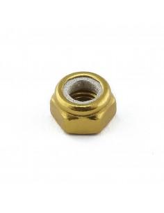 Nakrętka M5 ProBolt - złota