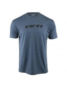 Yeti T-Shirt Slant Tee Indigo - M