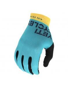 YETI Enduro glove Turquise - L