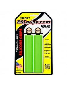 Esi Grips - Chunky - GREEN