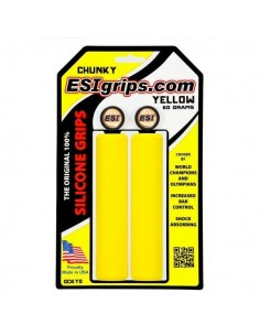 Esi Grips - Chunky - YELLOW